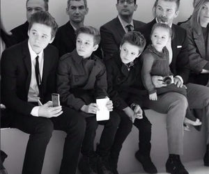 beckham, family, and David Beckham image