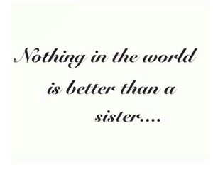 sister love you quote image