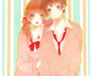 Anime Couple And Cute Image