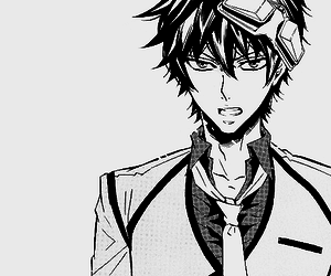 anime, guy, and manga image