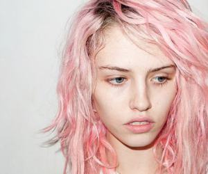 pink, charlotte free, and hair image