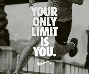 nike, motivation, and fitness image