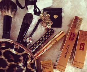 makeup, make up, and YSL image