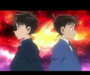 conan, kaito, and the best image