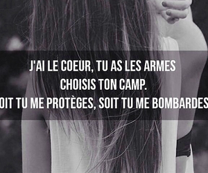 amoureux, proverbe, and quotes image