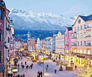 austria, innsbruck, and winter image
