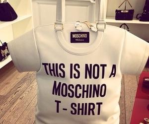 bag, Moschino, and handbag image