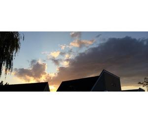 beautiful, clouds, and Tilburg image