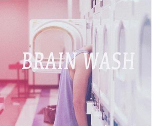 brain, wash, and brain wash image