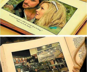 ouat, emma swan, and colin o' donoghue image