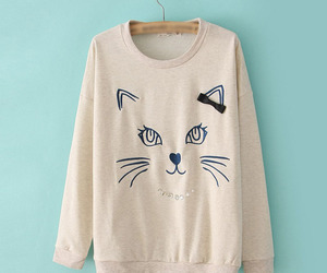 fashion, kitty, and lovely image