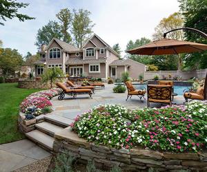 amazing, garden, and girl image