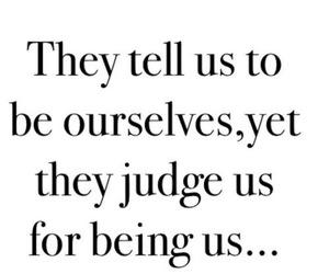 judge, quotes, and true image