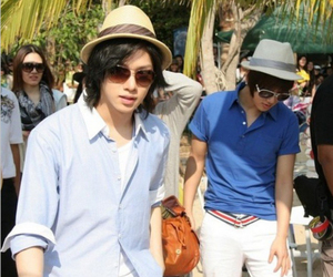 handsome, yesung, and suju image