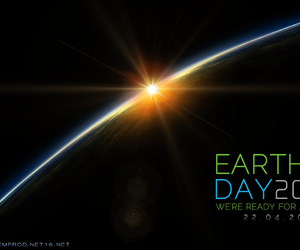 advertisement, day, and earth image