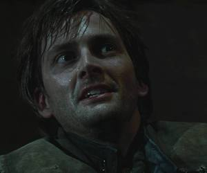 david tennant, harry potter, and barty crouch jr image