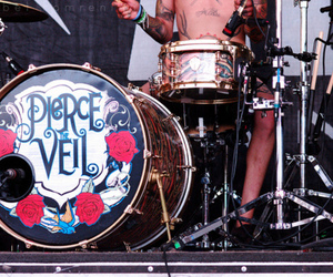 drummer and pierce the veil image