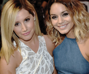 ashley tisdale, vanessa hudgens, and beauty image