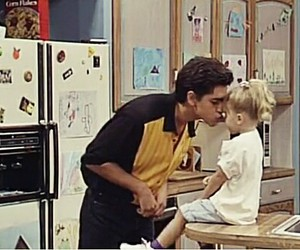 full house, kid, and michelle image