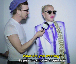 funny, quote, and brooke candy image