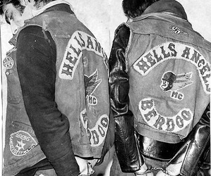 Hells Angels, berdoo, and friends image