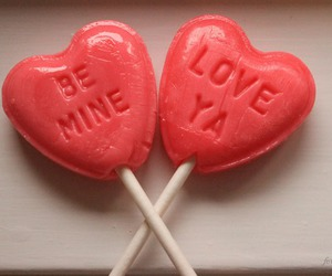 love, lollipop, and sweet image