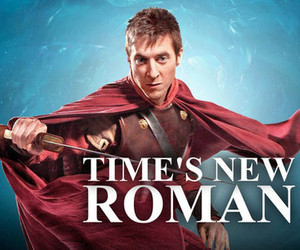 roman, doctor who, and rory image
