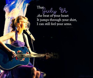 guitar, Lyrics, and Taylor Swift image