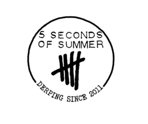 5sos, 5 seconds of summer, and overlay image