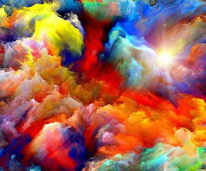 colors and colorful image