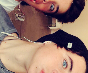 brothers, in love, and nash grier image