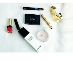 chanel, dior, and items image