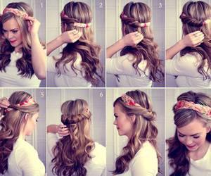 cabelo, estilo, and tutorial image
