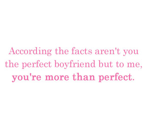 boyfriend, perfect, and girl image