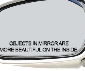 beautiful, mirror, and objects image