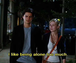 alone, elizabethtown, and quotes image