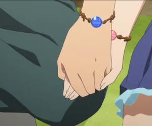 anime, hands, and kawaii image