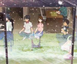 anime, piano, and kakeru image