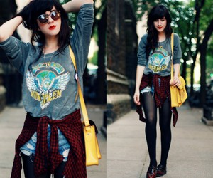 style, grunge, and girl image