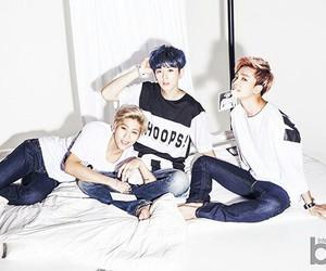 boyfriend, jeongmin, and donghyun image