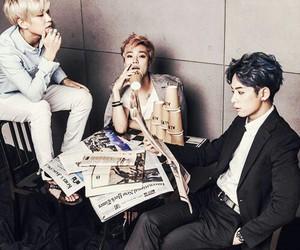 boyfriend, kpop, and hyunseong image