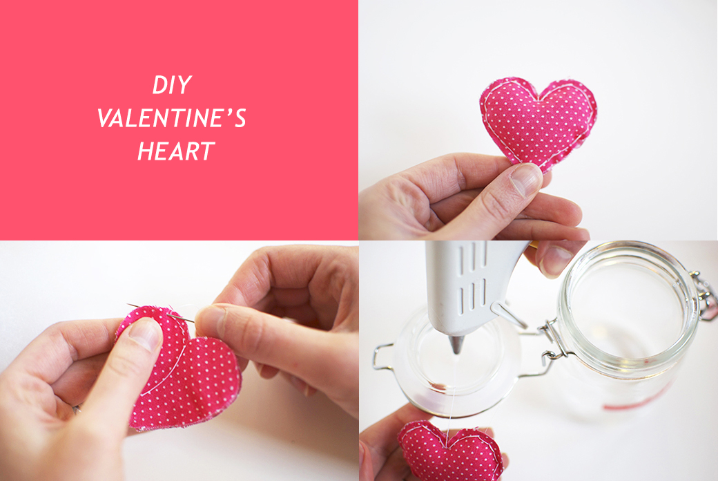 Heart Process Valentines Day Diy Gift Love Discovered By I Am Ami