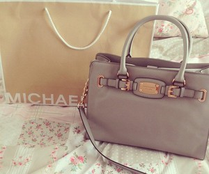 Michael Kors and bag image