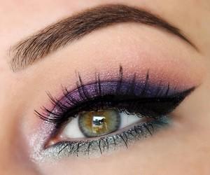 belleza, colores, and eye shadows image