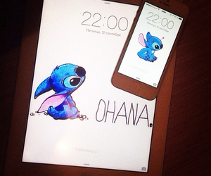 iphone, pic, and stitch image