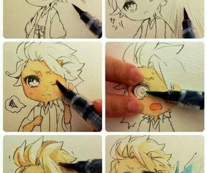 anime, bleach, and drawing image