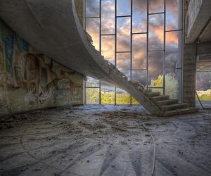 abandoned, heaven, and ruin image