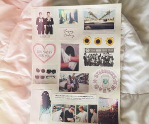 bed, Collage, and cover image