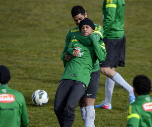 brazil, training, and playing image