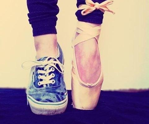 ballerina, ballet, and cool image